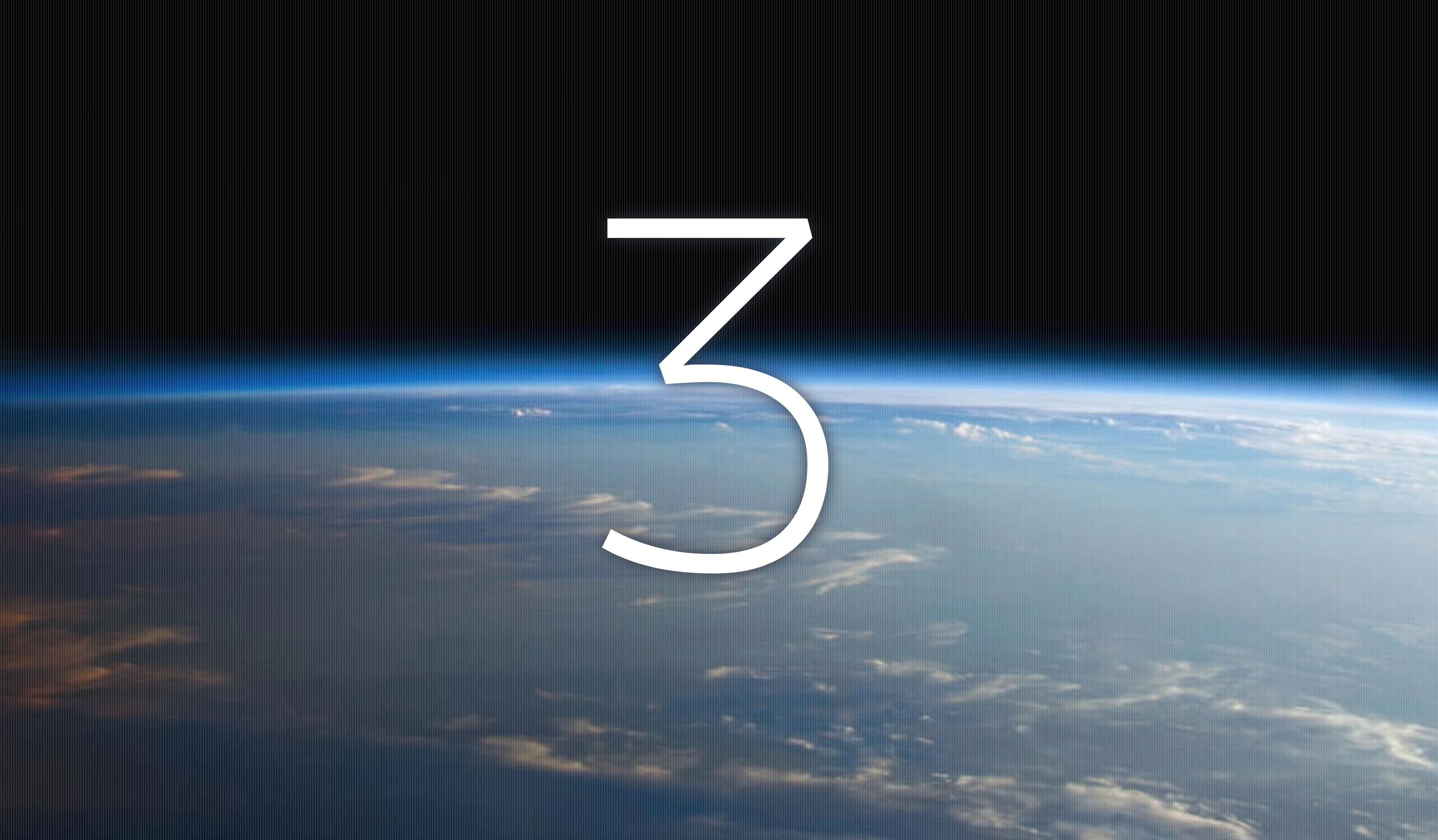 Фото © How Many People Are In Space