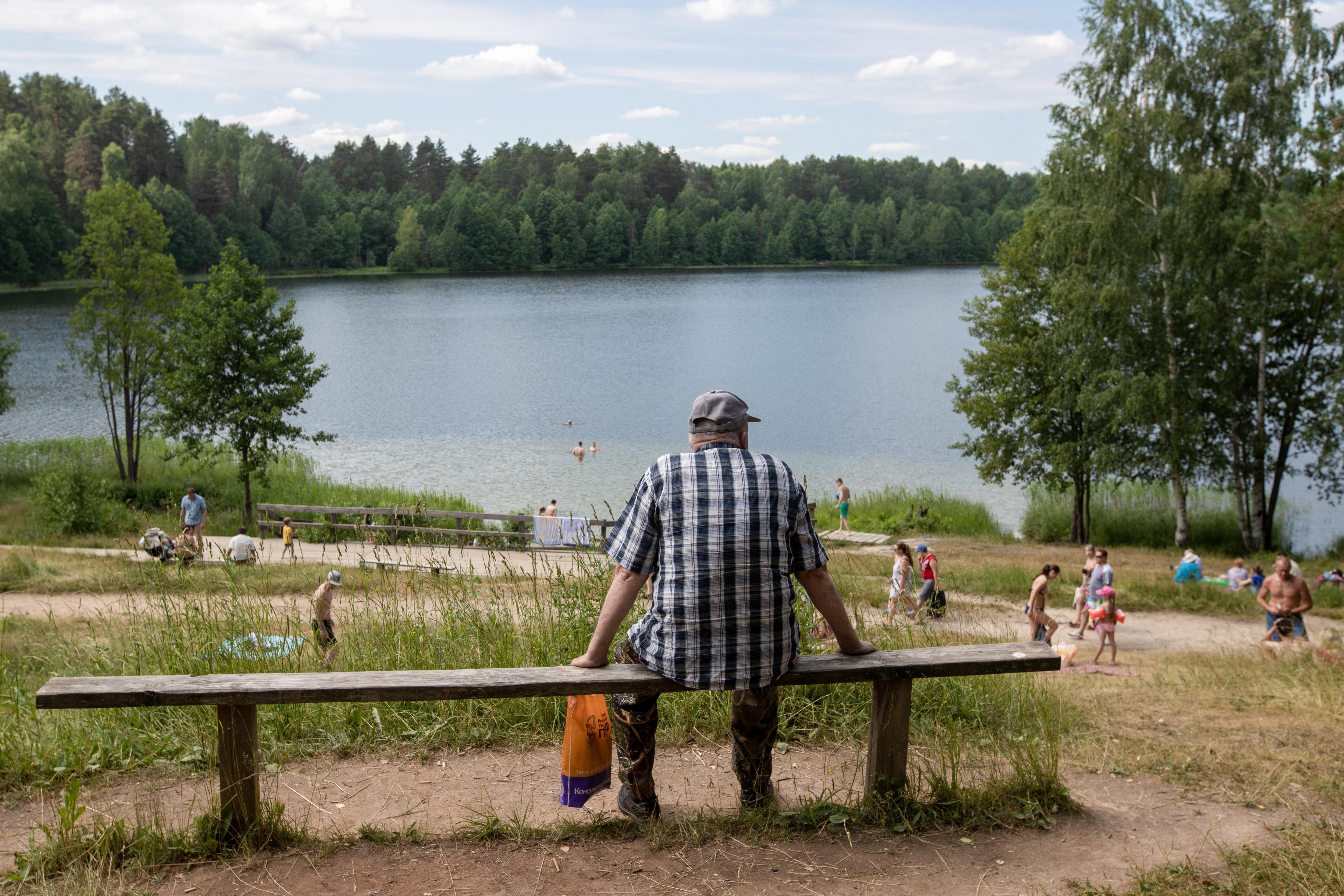 Патриаршие пруды и озеро Светлояр. Названы десять самых загадочных мест России