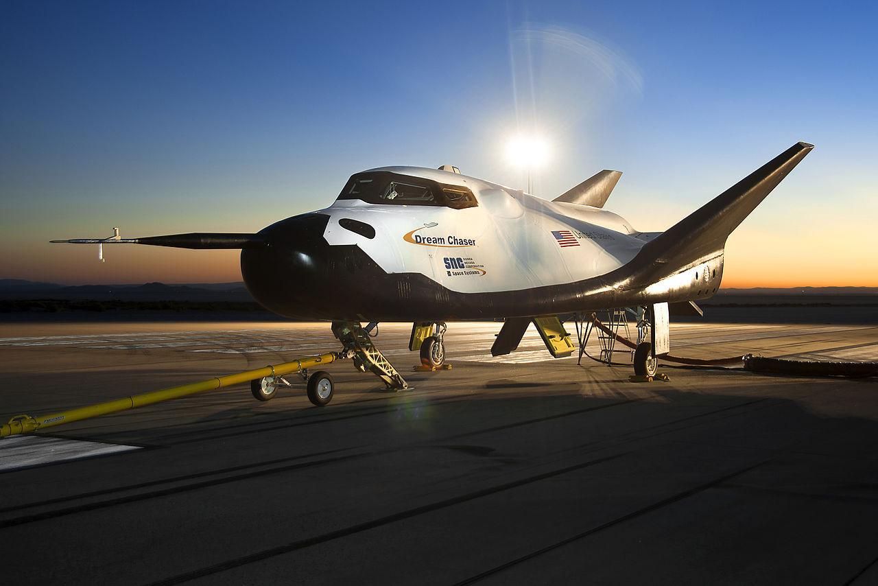 Многоразовый космический корабль Dream Chaser. Фото © Википедия
