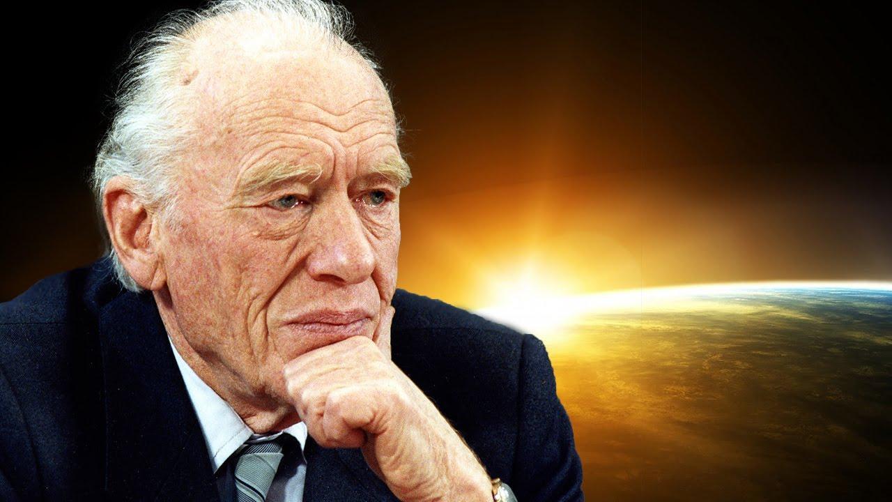 Один из ведущих разработчиков советской авиационно-космической техники Г.Е. Лозино-Лозинский. Кадр из видео Youtube / ОХРАННЫЕ СИСТЕМЫ