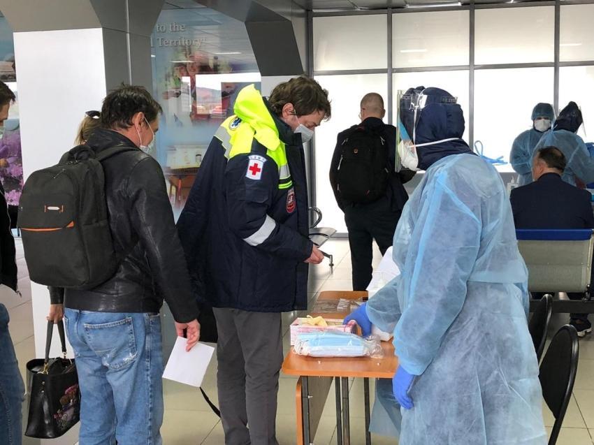 В Забайкалье прибыли медики из Москвы для борьбы с коронавирусом