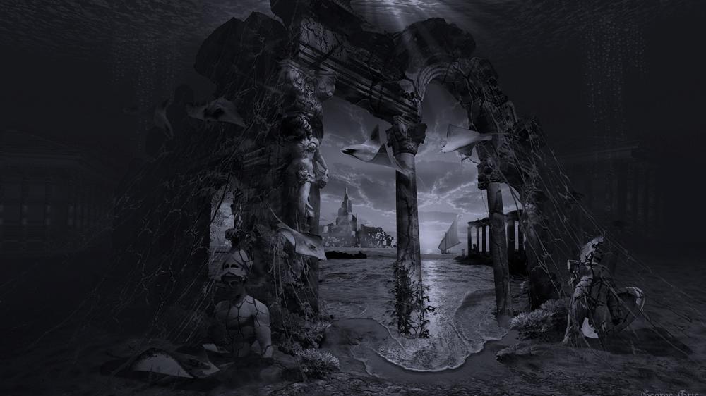 Тайна Атлантиды в загадочном нацистском бункере.