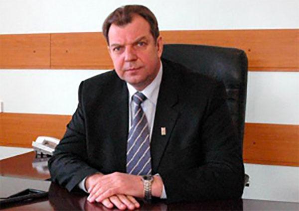 Бывший глава Управления лесами Алтайского края Михаил Ключников. Фото © WoodBusiness.ru