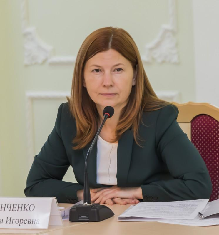 Елизавета Солонченко, бывшая глава Нижнего Новгорода. Фото © Городская дума Нижнего Новгорода
