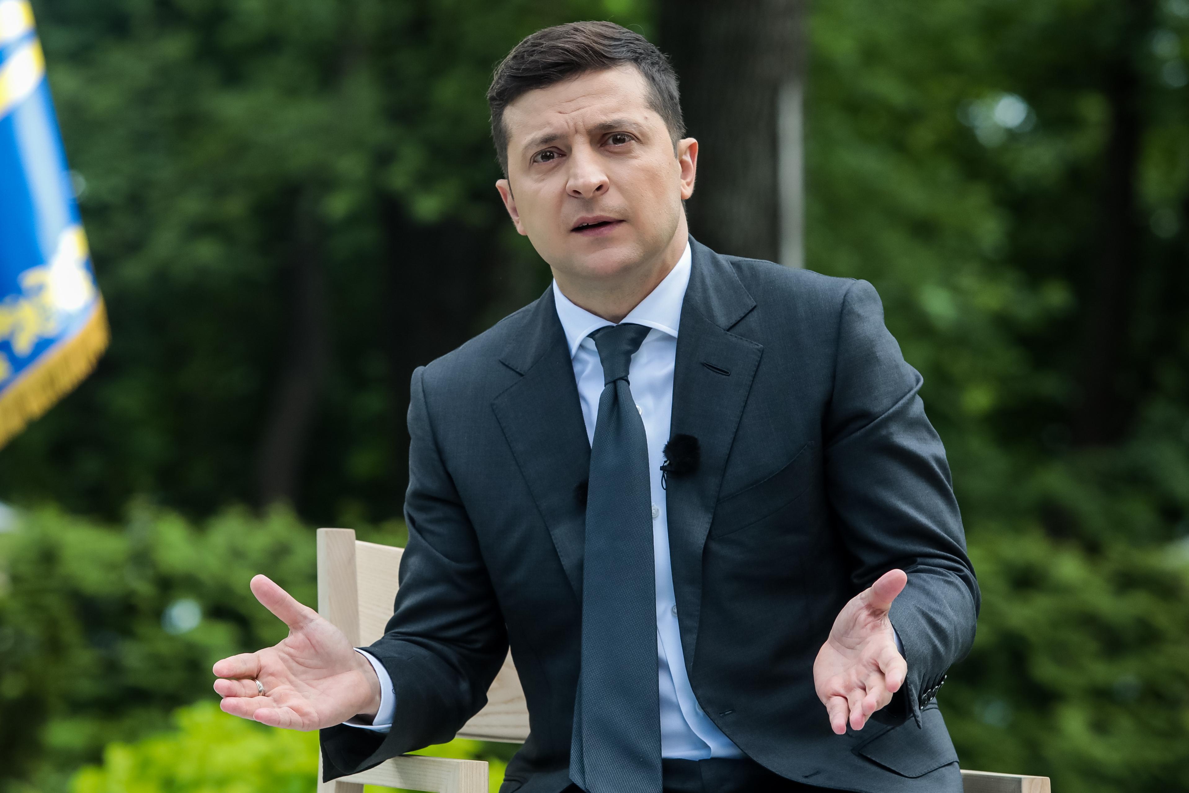 """""""Он солгал избирателям"""". На Украине зарегистрировали петицию за отставку Зеленского"""