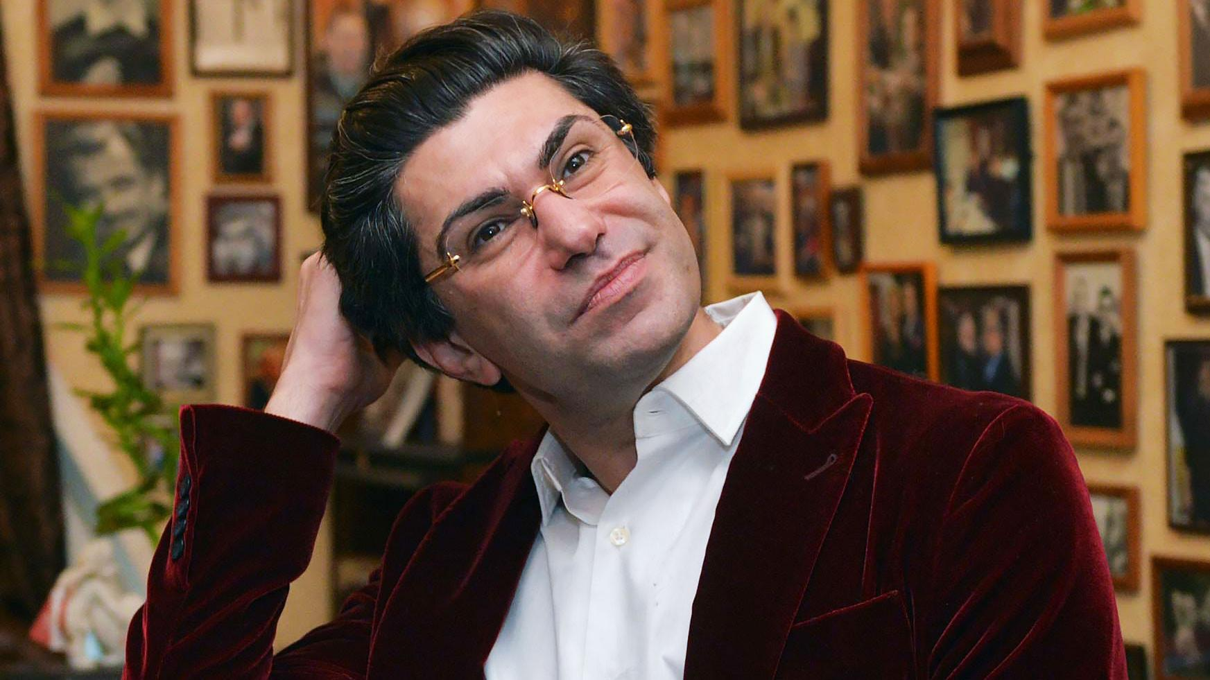 <p>Николай Цискаридзе. Фото © LIFE / Дмитрий Киселёв</p>