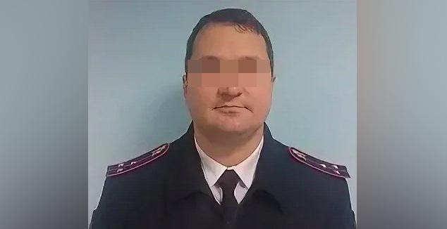 Участковый Юрий Ч.  Фото с сайта Администрации поселения Московский