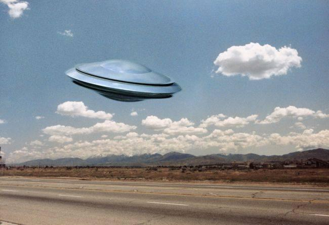 Фото © Facebook / International UFO Museum & Research Center