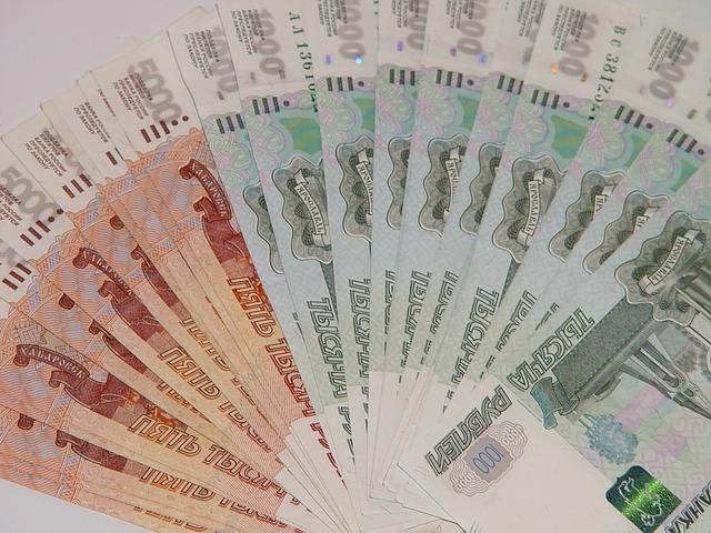 Эксперты подсчитали среднюю зарплату жителей России