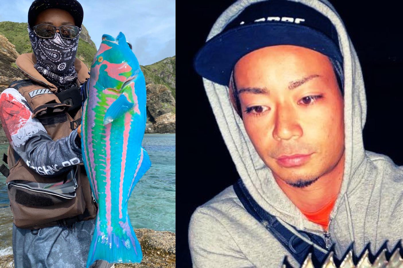 """967755610562.209 - Парень поймал настолько красивую рыбу, что в Сети ему не поверили и решили, что это кадр из """"Аватара"""""""