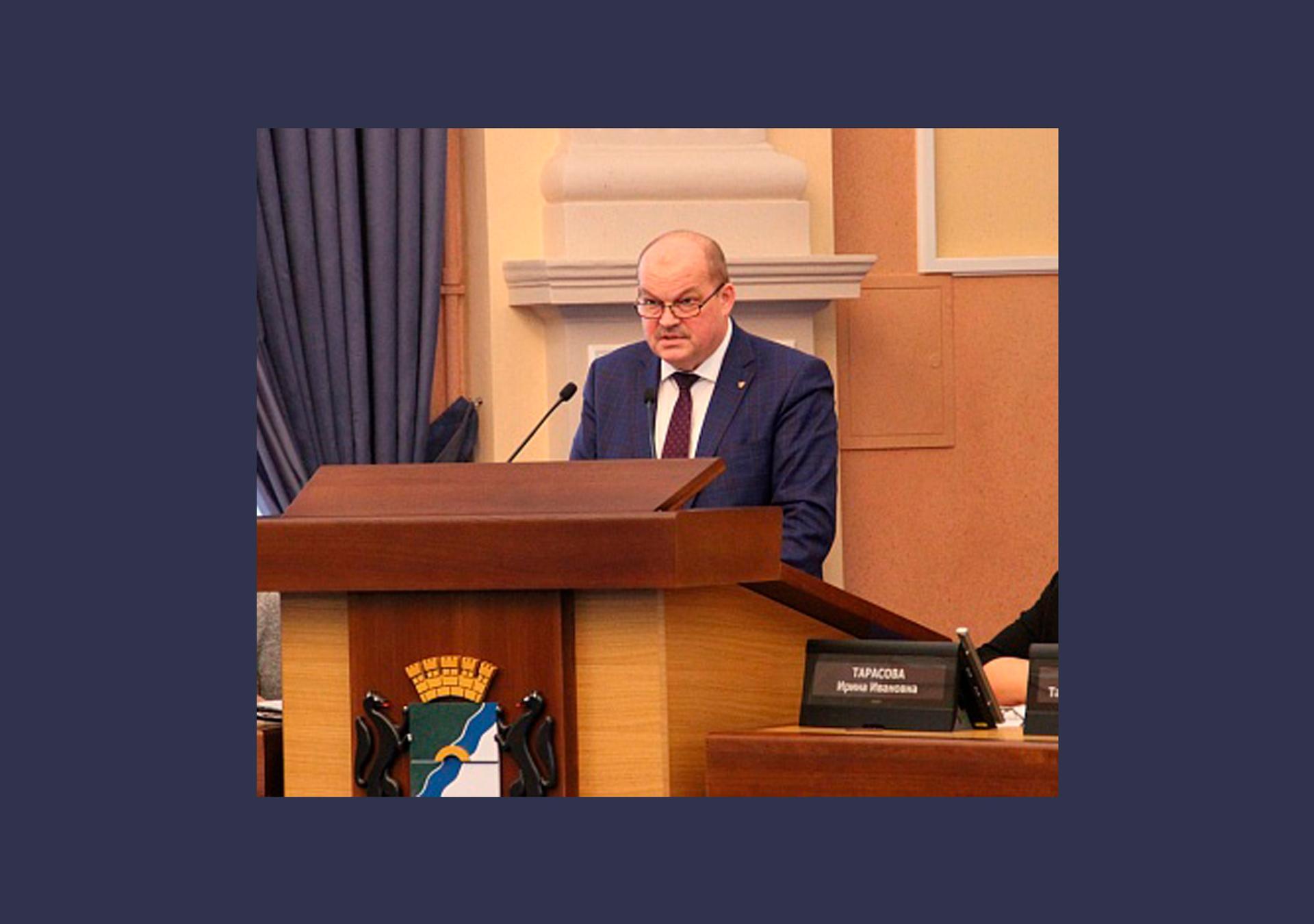 Рамиль Ахметгареев. Фото © Официальный сайт города Новосибирска