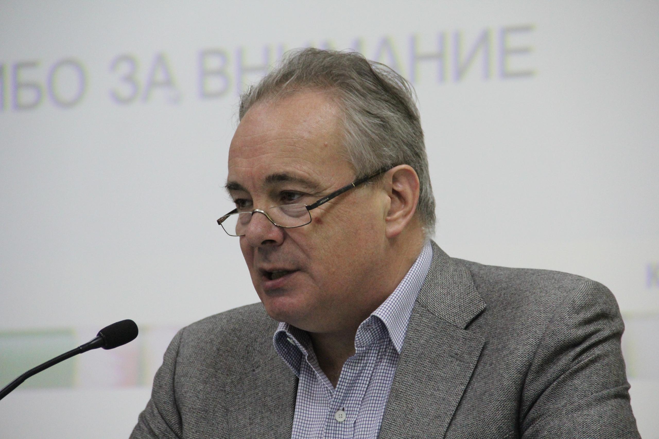Александр Кондаков. Фото © VK / Мобильное электронное Образование
