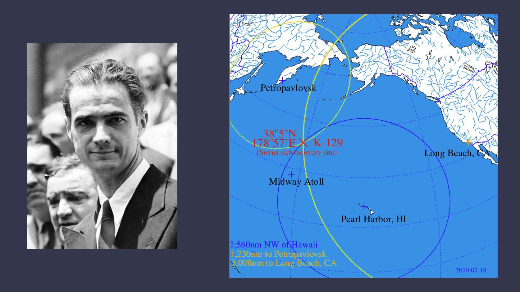 Говард Хьюз. Фото ©Wikipedia