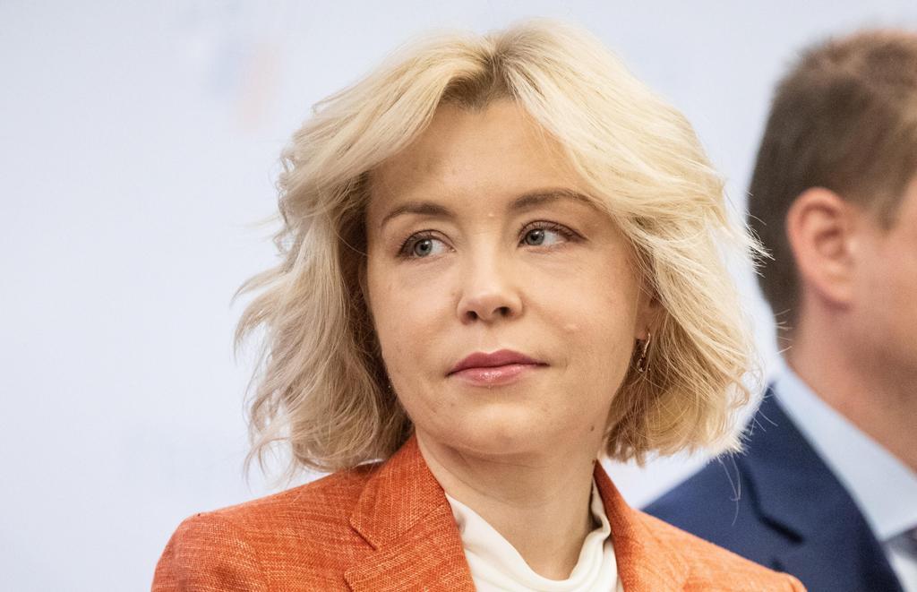 Глава Росприроднадзора Светлана Родионова. Фото © ТАСС / Евгений Разумный