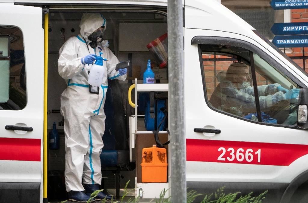 Московские врачи прибыли на Камчатку для помощи в борьбе с коронавирусом