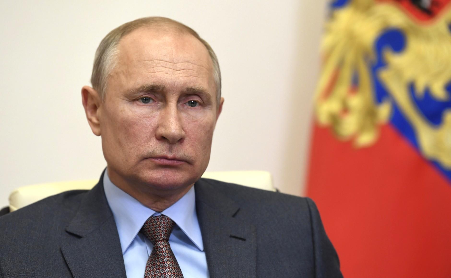 Путин заявил о важности рационального использования природных ресурсов