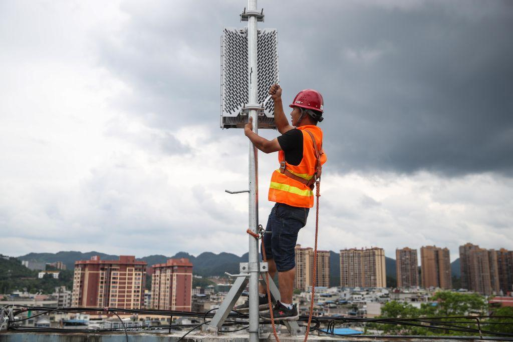 Фото ©Qu Honglun / China News Service via Getty Images