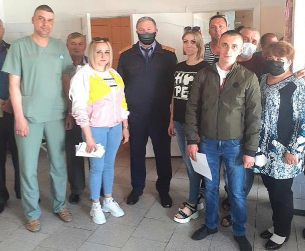 Фото с официального сайта белгородского СУ СКР