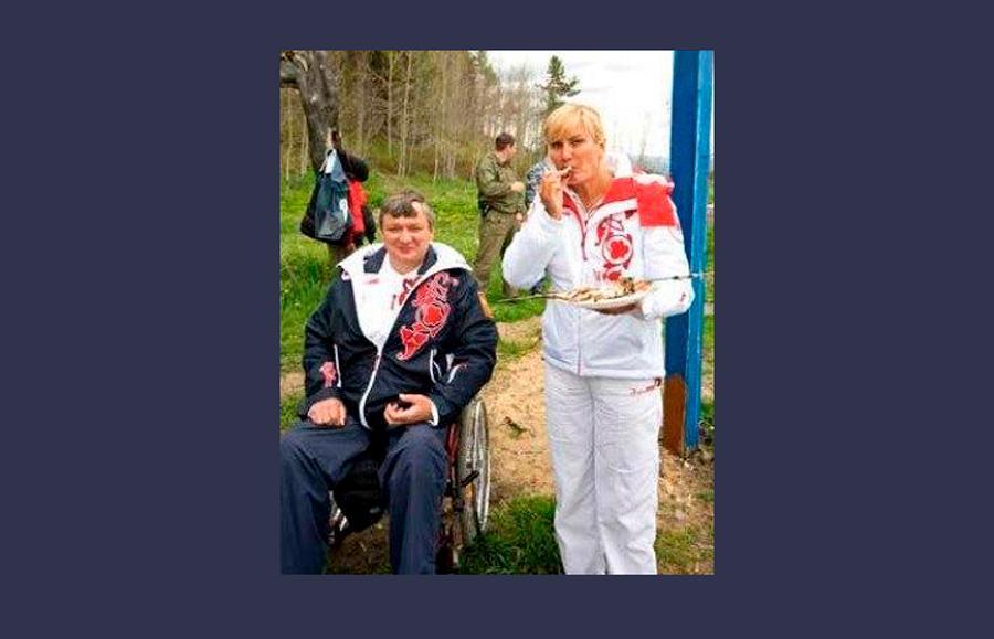 Андрей Матвеев и Татьяна Казакова, фото предоставлено источником Лайфа