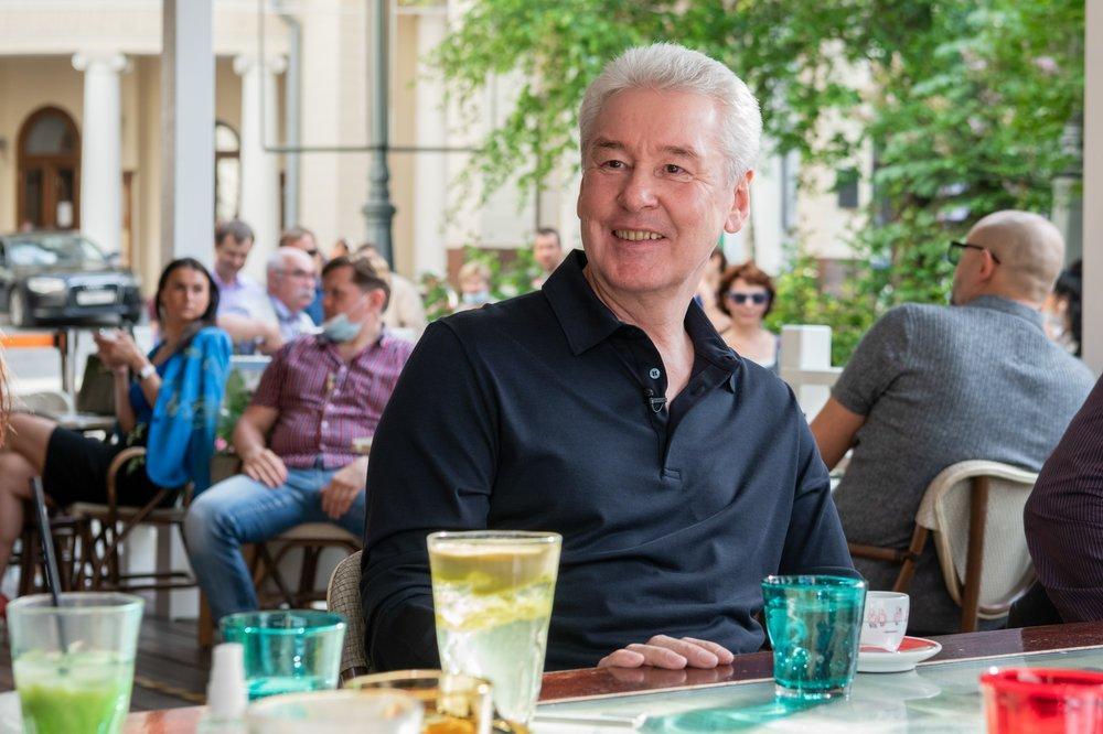 Собянин: Никакой второй волны коронавируса в Москве в ближайшее время не будет