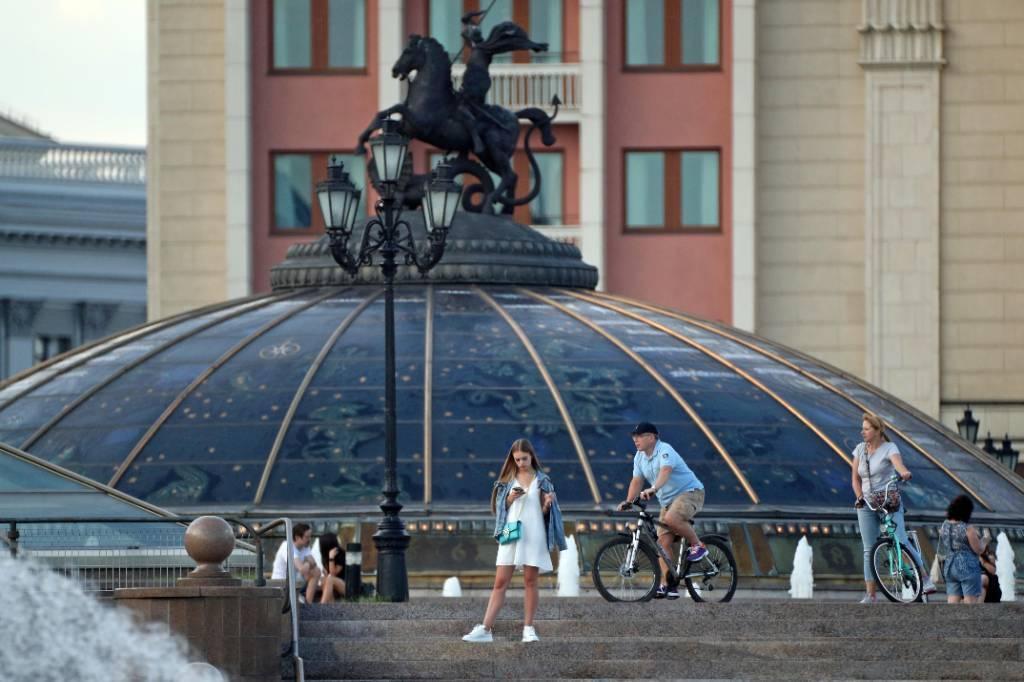 Иммунитет к коронавирусу сформировался у 21,7% москвичей, прошедших тестирование