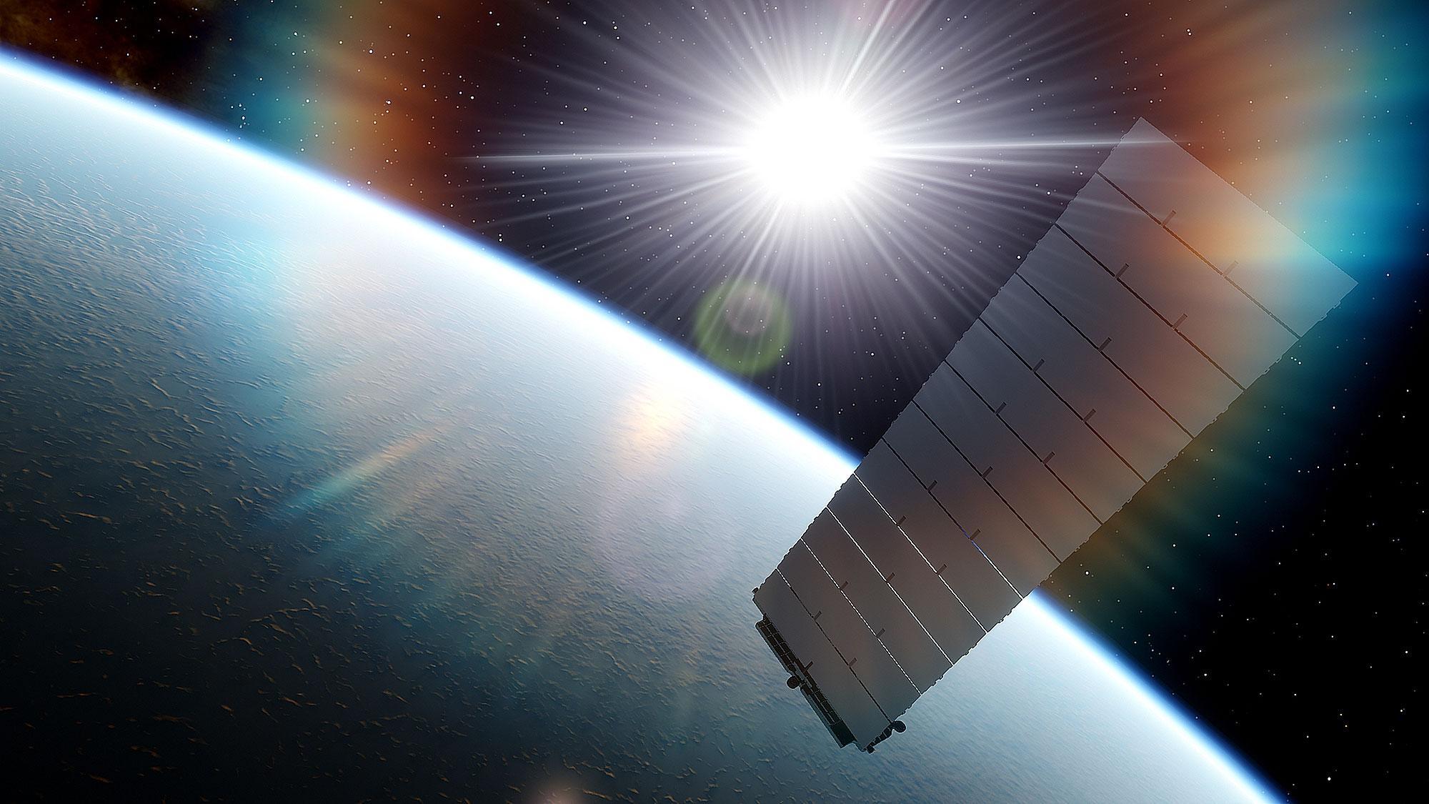 Сеть Пентагона. Истинное предназначение спутников Starlink Илона Маска