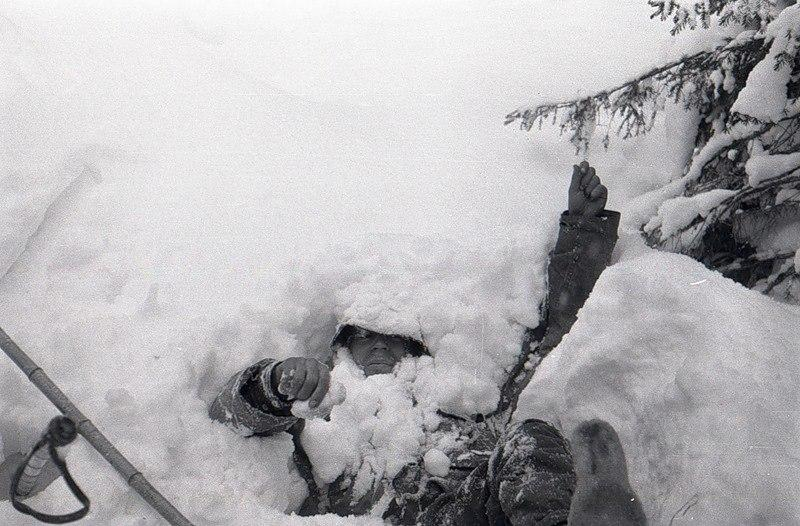 Фото © VK / Тайна перевала Дятлова и загадка Горы мертвецов
