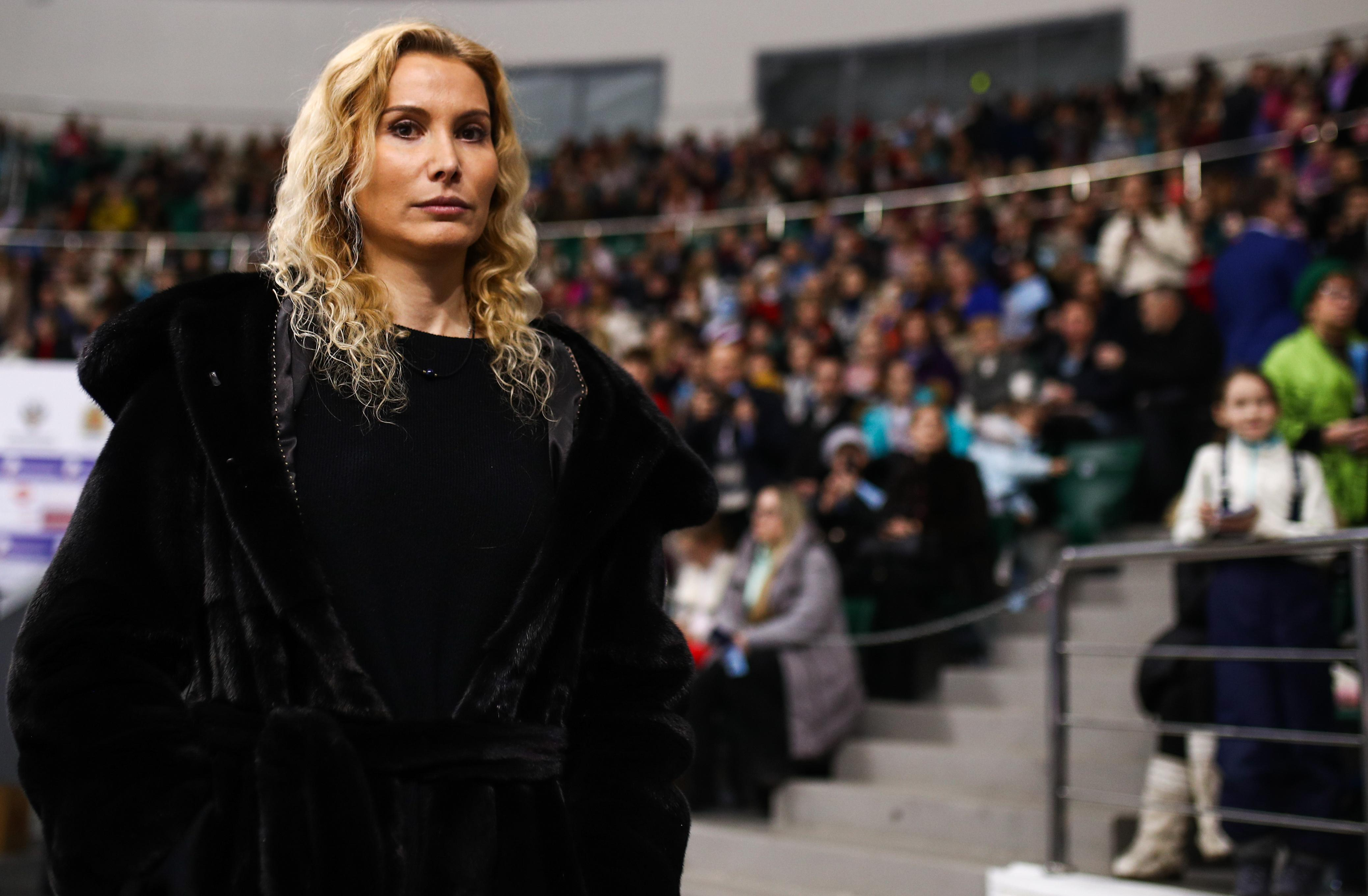 Международный союз конькобежцев признал Этери Тутберидзе лучшим тренером года