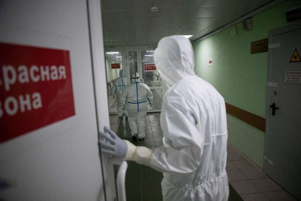 Более тысячи человек вылечились от коронавируса в Москве за сутки