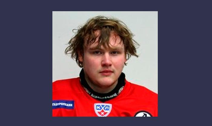 Антон тоже считается талантливым хоккеистом. Фото © KHL