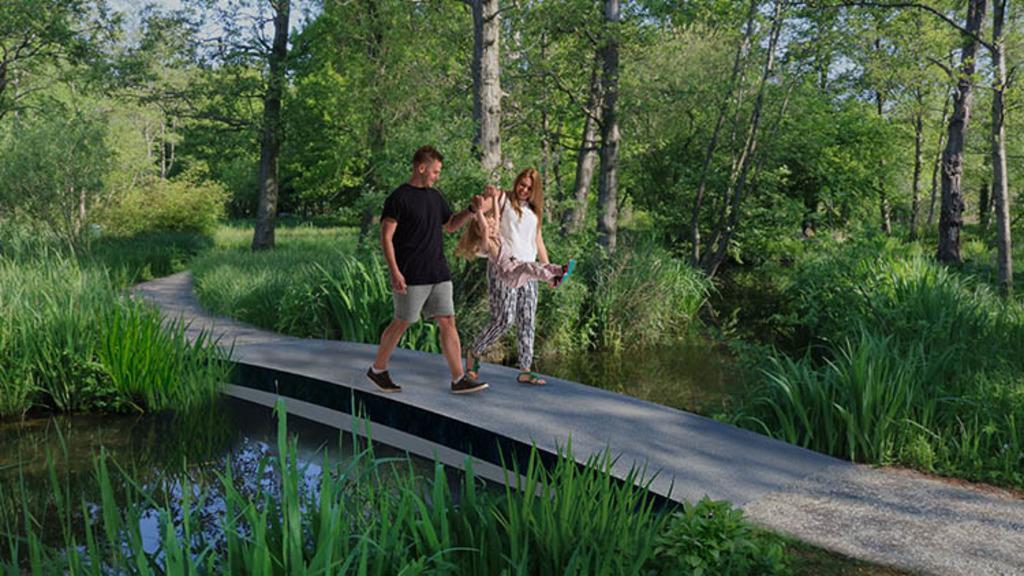В Нидерландах установят мост, напечатанный на 3D-принтере из отходов