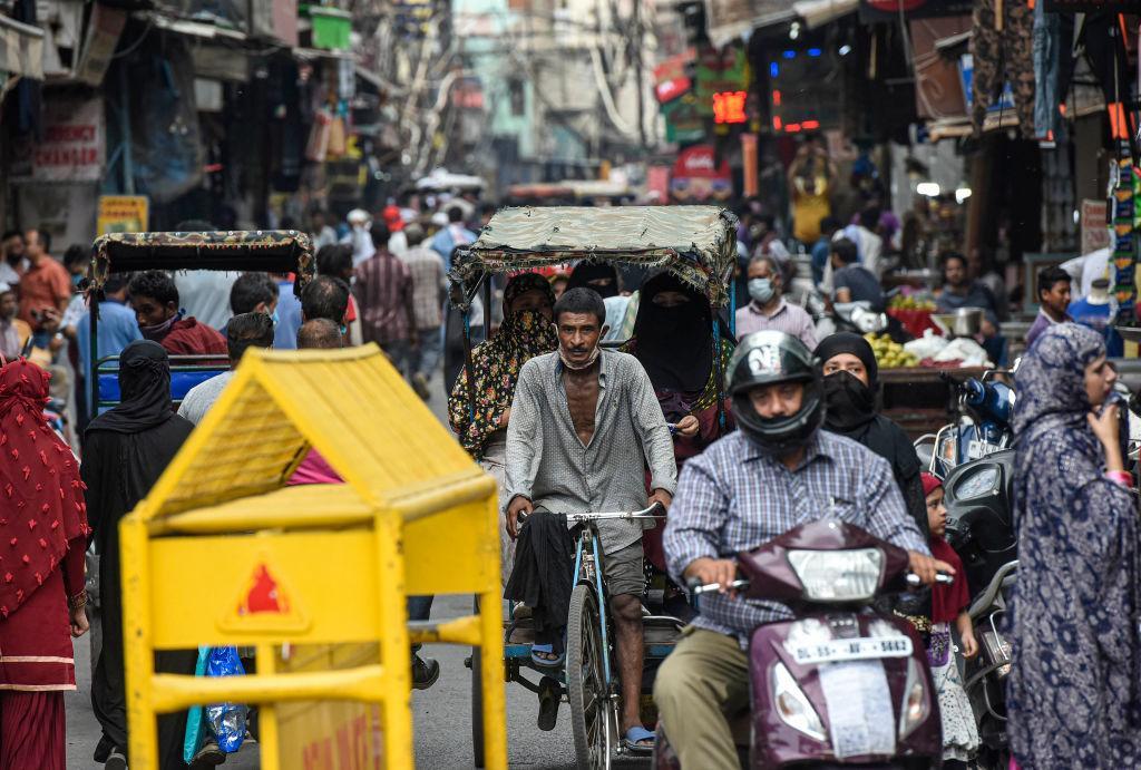 Фото © Biplov Bhuyan / Hindustan Times via Getty Images