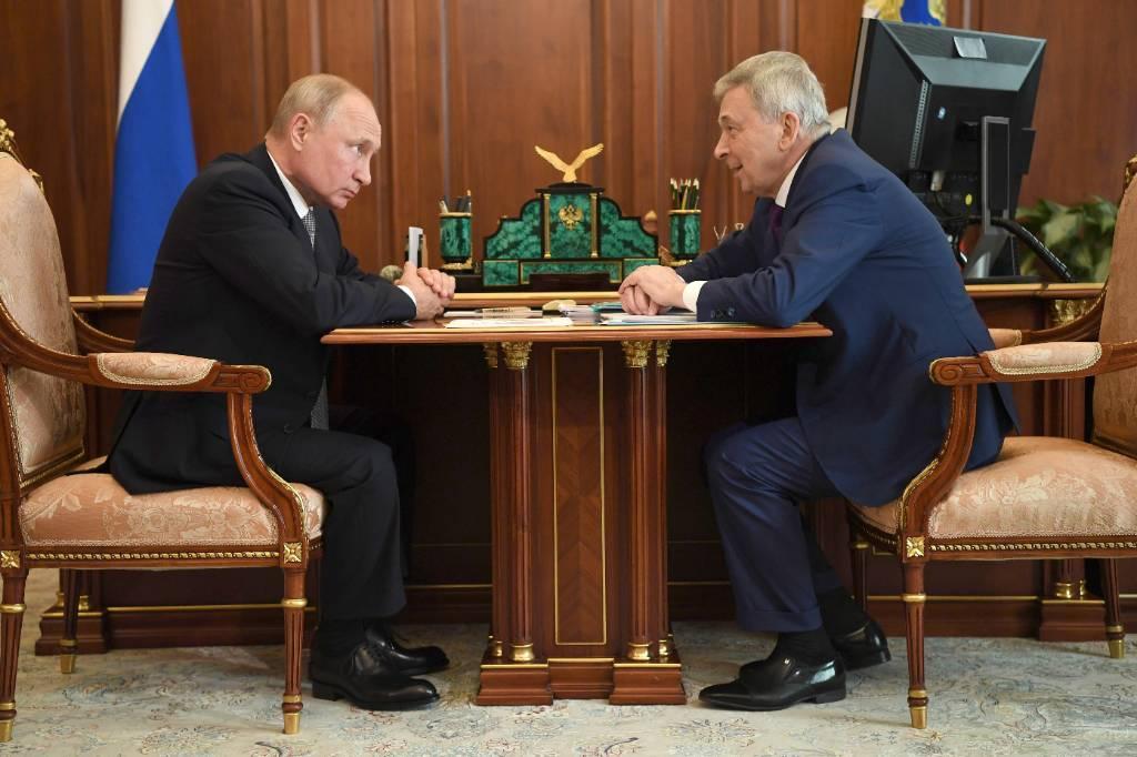Путину рассказали о взаимосвязи коронавируса и уровня сахара в крови