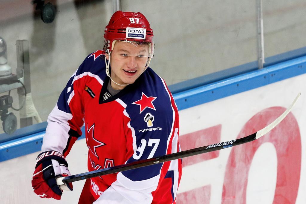 """Капризов стал """"дикарём""""! Звёздный хоккеист распрощался с КХЛ и перебрался за океан"""