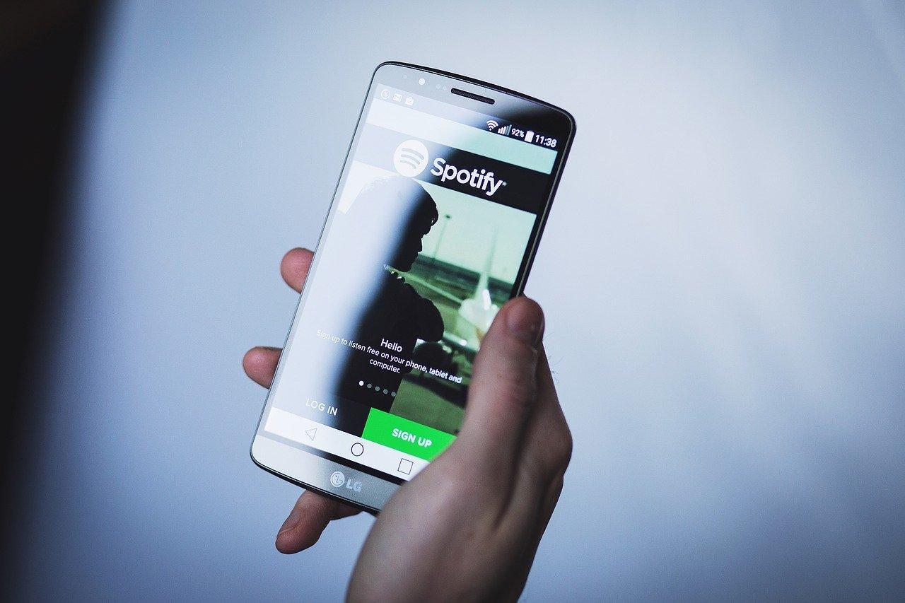 Российским пользователям стало доступно для скачивания приложение Spotify