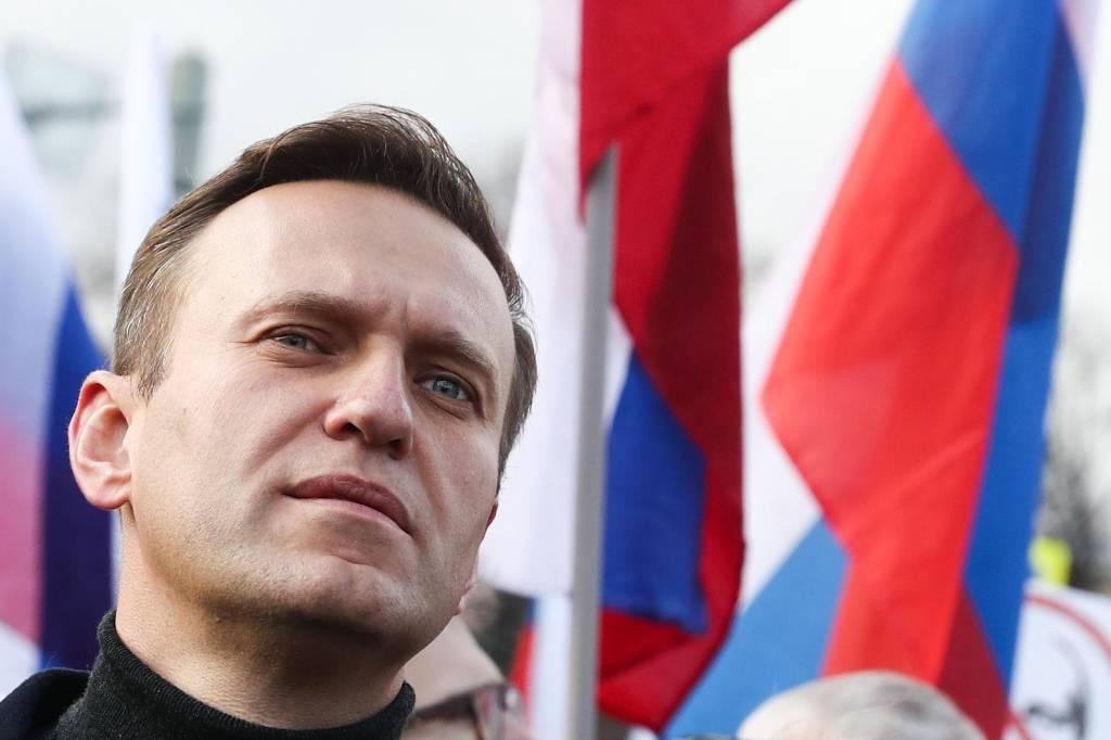 Навального вызвали на допрос после оскорблений в адрес ветерана войны