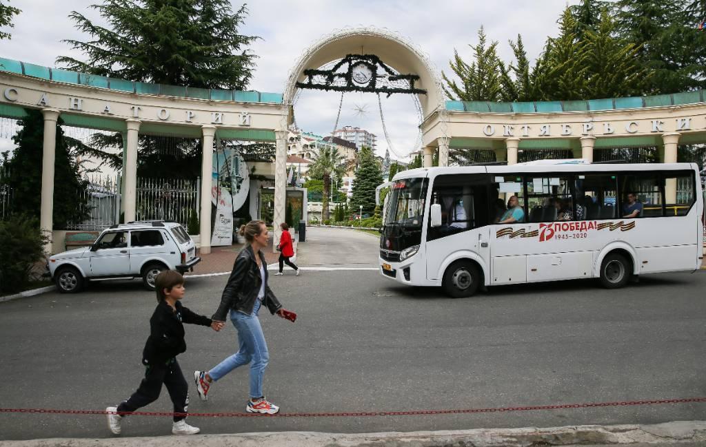 Туристы смогут отдыхать в российских санаториях без справки об отсутствии коронавируса