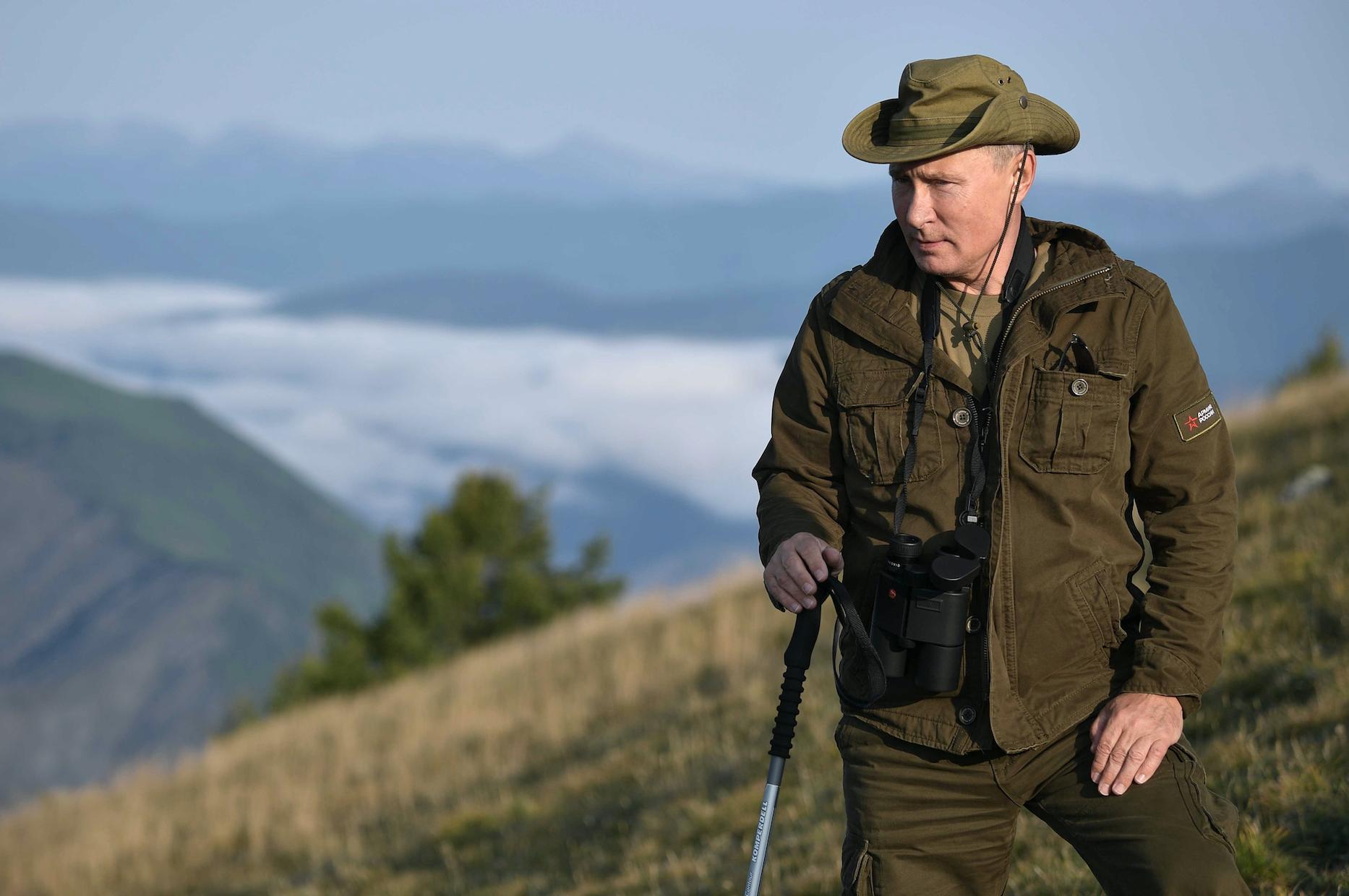 """""""В отпуск надо ходить!"""" Песков ответил на вопрос о планах Путина на отдых"""
