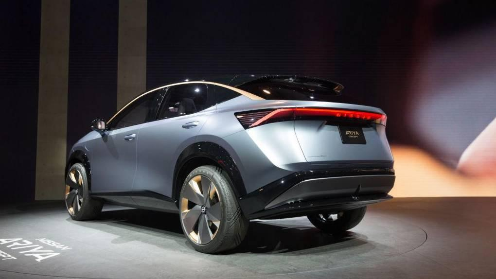 Nissan представил убийцу Tesla Model X. Его можно купить в России