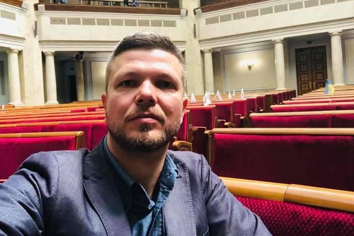 """Экс-депутат Рады обозвал русский """"языком животных"""""""