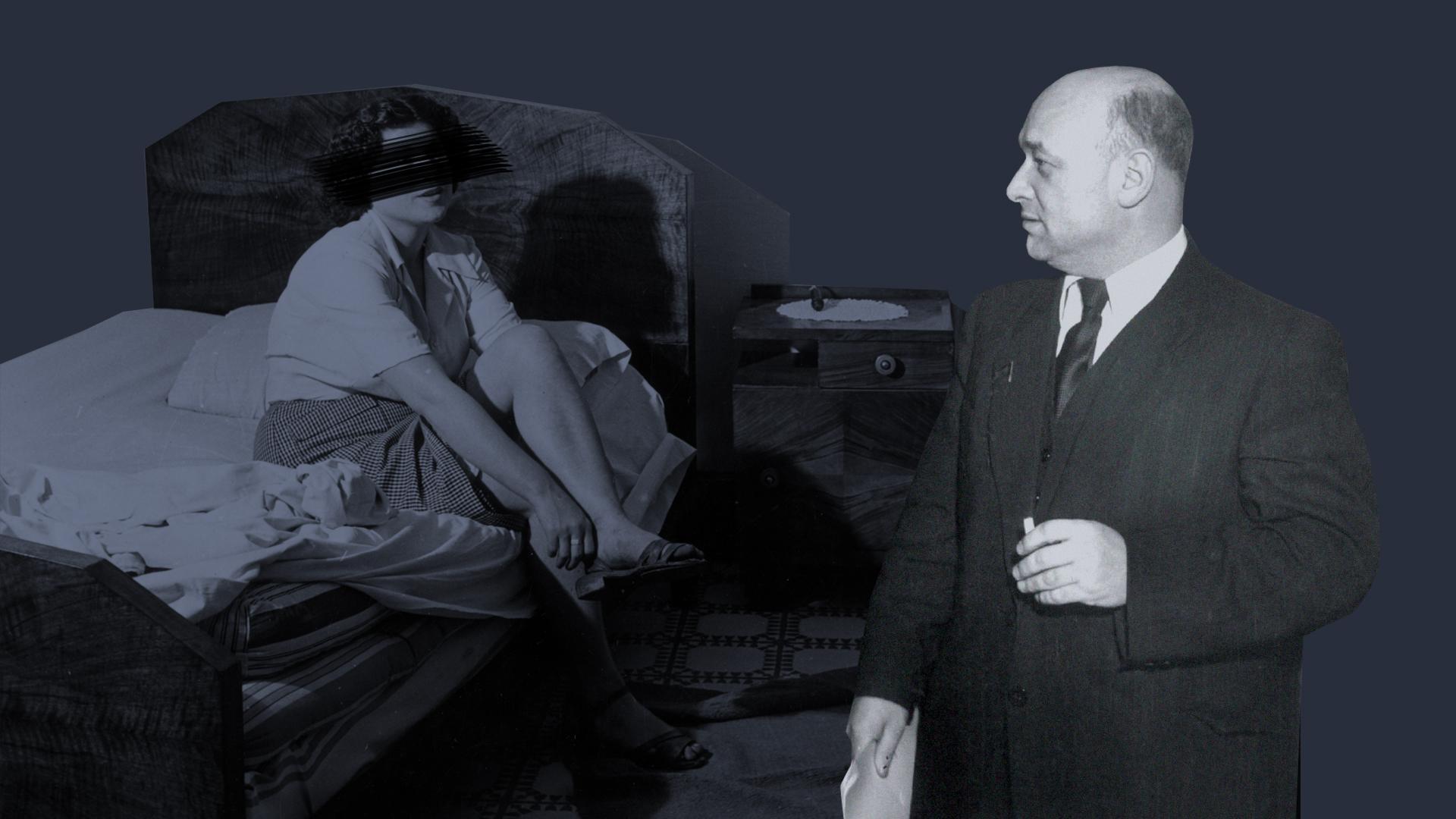 <p>Коллаж © LIFE. Фото © История России, © Bert Hardy / Picture Post / Hulton Archive / Getty Images</p>