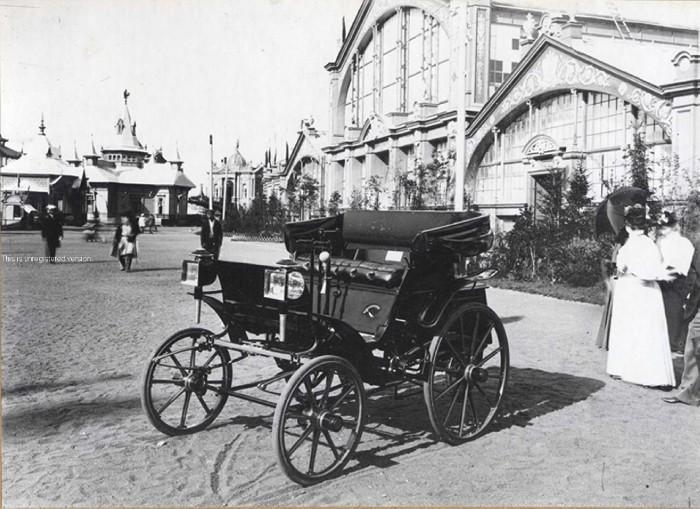 Автомобиль Фрезе и Яковлева. Фото © Wikipedia