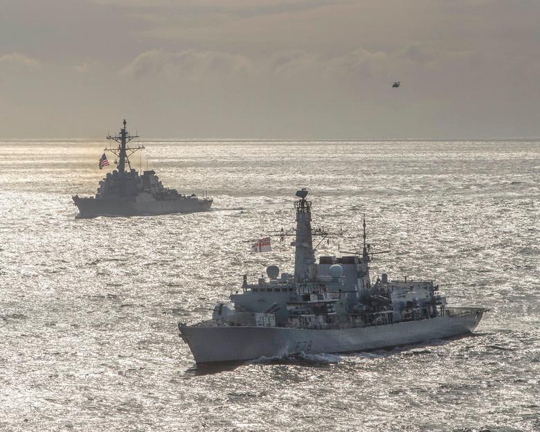 "<p>Фото © Twitter / <a href=""https://twitter.com/USNavyEurope"" target=""_blank"" rel=""noopener noreferrer"">U.S. Naval Forces Europe-Africa / U.S. 6th Fleet</a></p>"