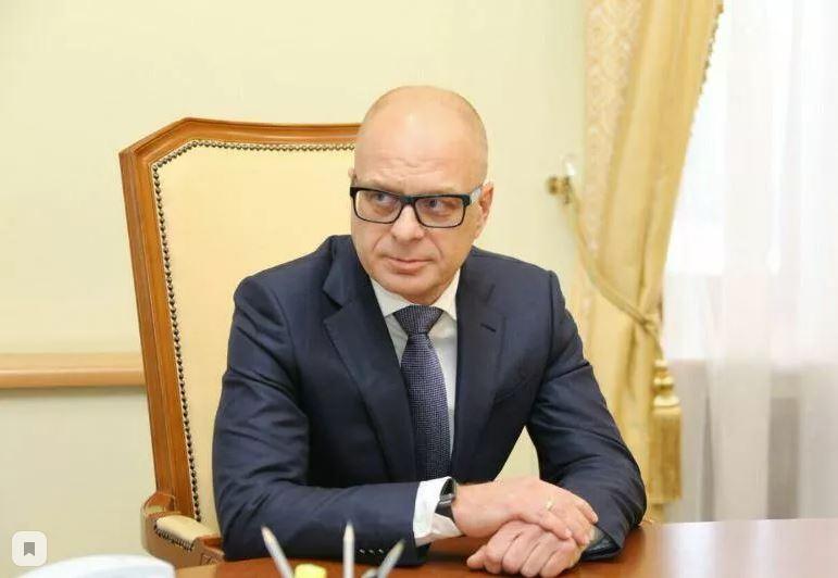 <p>Александр Карпушкин. Фото © Пресс-служба губернатора Самарской области</p>