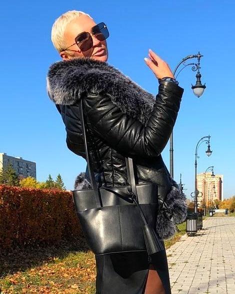 Лилия Малебская. Фото © instagram.com