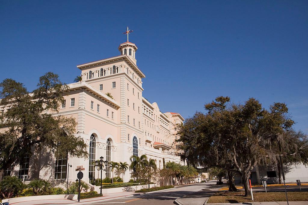 Церковь сайентологии во Флориде. Фото © Getty Images