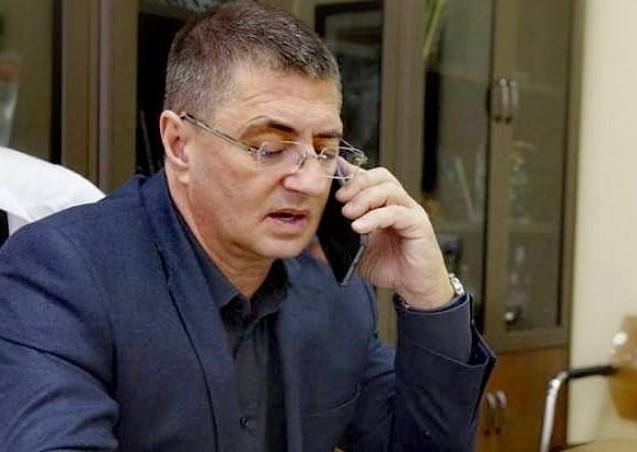 Доктор Мясников раскритиковал дистанционное обучение школьников: