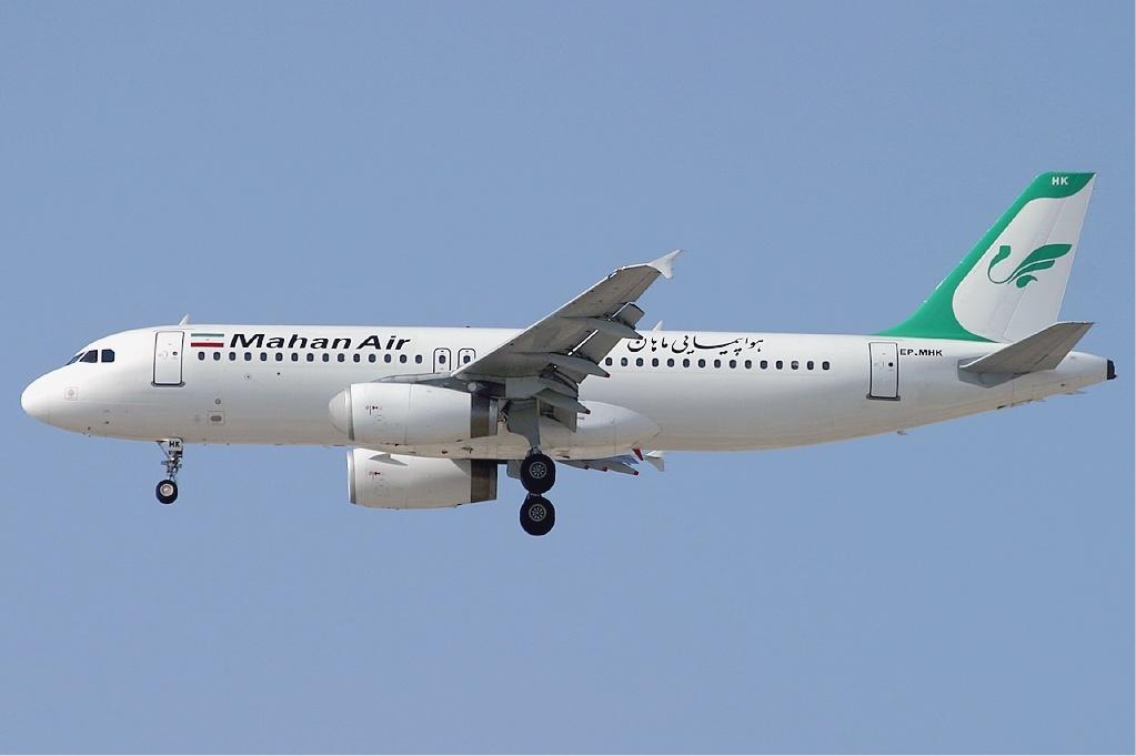 Стали известны подробности инцидента с иранским лайнером, который сопроводил истребитель США