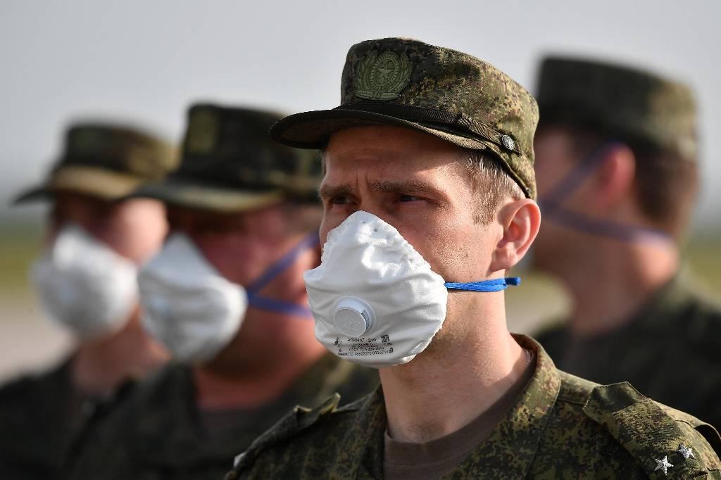 В Вооружённых силах России от коронавируса вылечилось более 8,7 тысячи человек