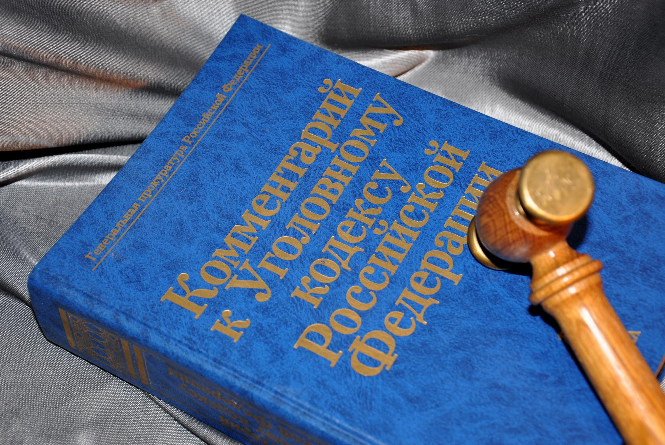 В Уголовном кодексе может появиться статья